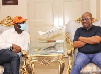 Edo 2020: Wike withdraws from PDP reconciliatory meeting