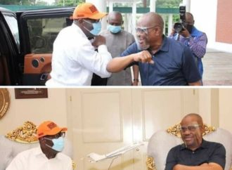 UPDATED: PDP appoints Wike Nat'l Chairman of Edo governorship campaign Council