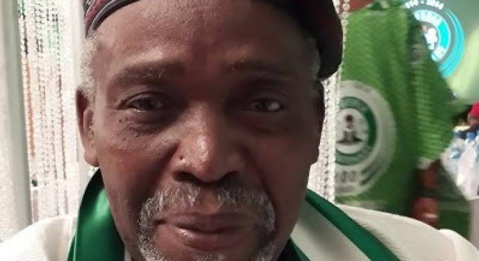 Nigerian Actress goes offensive over rumours of Olu Jacobs' death