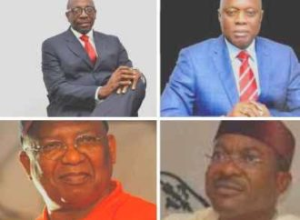 Edo APC primaries: Ize-Iyamu consensus collapses as Odubu, Ogiemwonyi pick nomination forms