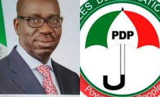 Why I haven't join another party — Obaseki