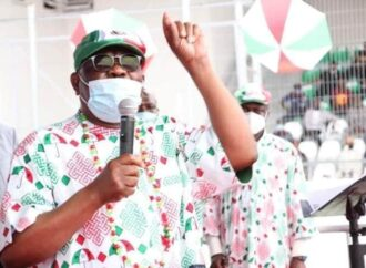 Maintain your reputation in Edo guber poll, PDP govs tell Buhari, INEC
