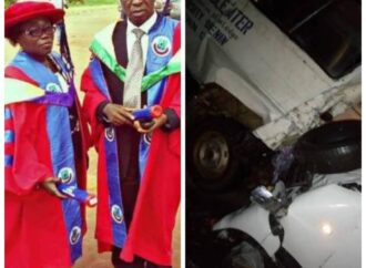Taxi driver arrested for crushing UNIBEN lecturer to death