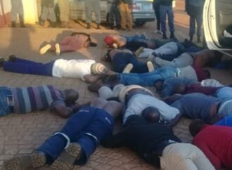 S/Africa worshippers murdered in church, hostages freed