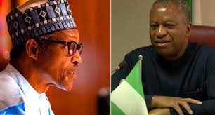 Covid-19: Buhari send message to minister at Isolation Centre