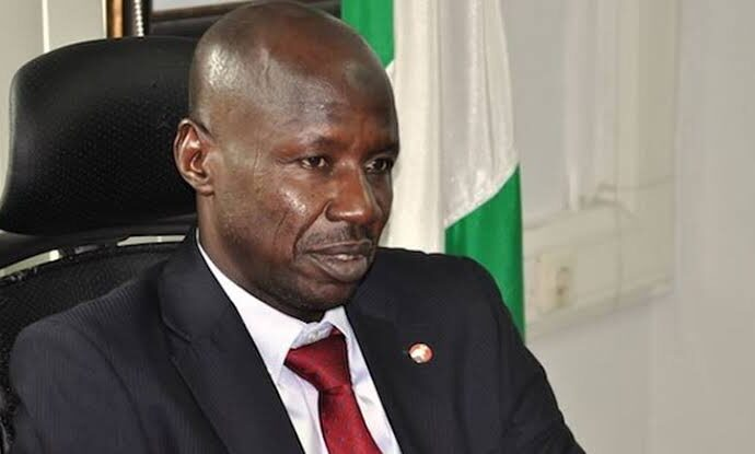 Buhari suspends EFCC chairman, Magu