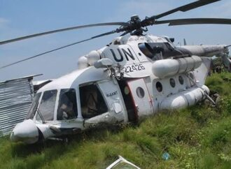 Buhari: There will be consequences for attack on UN helicopter