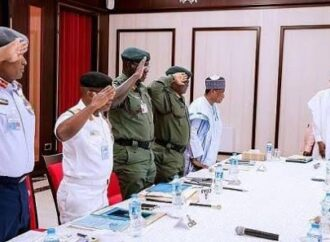 CUPP sues Buhari over tenure of Service Chiefs