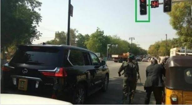 Boko Haram open fire on Borno gov's convoy