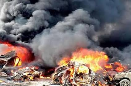 Coffin maker among 17 victims of multiple explosions in Borno