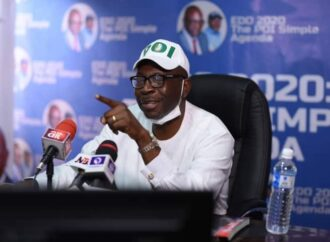 Ize-Iyamu rejects court judgement on nullification, heads to appeal