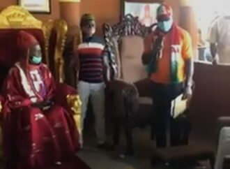 Edo gov, deputy bag Chieftaincy titles for good governance