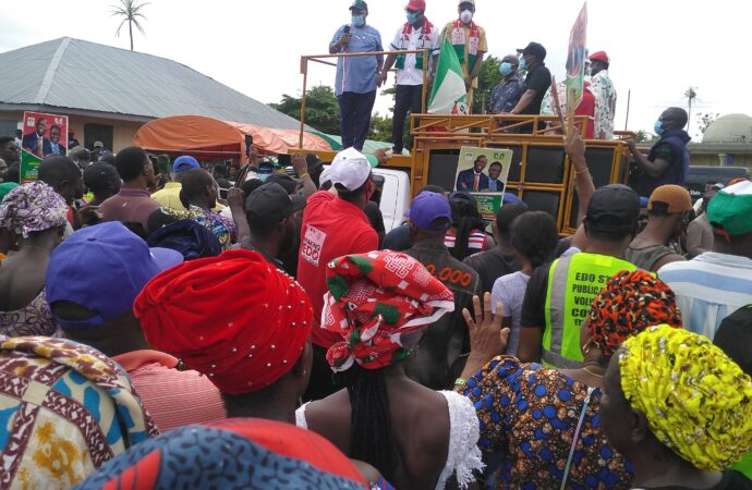 Oshiomhole ex-aide supports Obaseki re-election with N5m