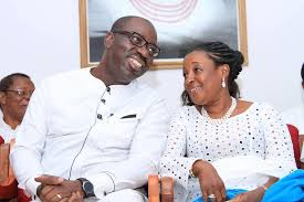 I accepted gov Obaseki marriage proposal after 5 years of adventure — Edo First Lady reacts to reports of 'Childlessness'