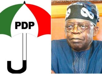 PDP: Tinubu working to destabilize democracy in Edo