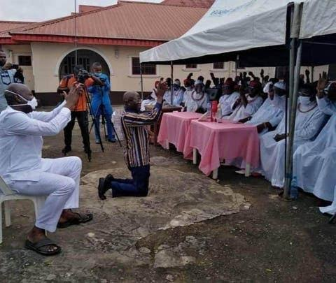 Monarchs: Oshiomhole told us not to support Ize-Iyamu for governor