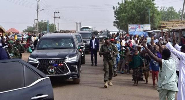 Robbers attempt attack on Edo governor's convoy