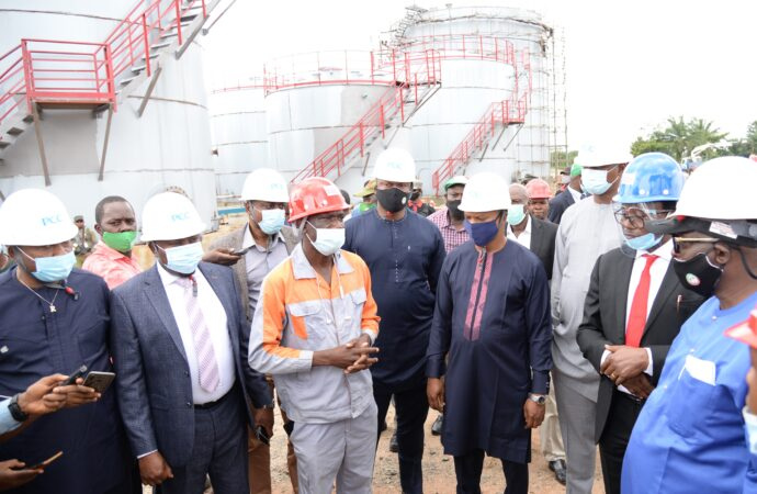 Edo Refinery and Petrochemicals company set for 6,000bpd