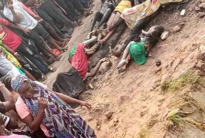 Kogi govt condoles with family of seven, 25 other victims of fuel explosion