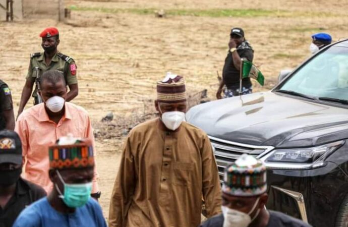 8 policemen, 3 soldiers killed during attack on Nigeria governor