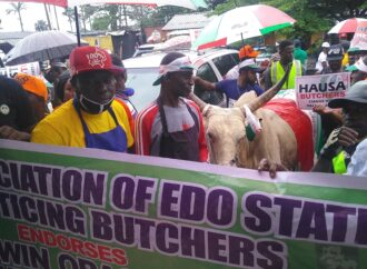 Butchers shut down abattoirs, markets in support of Obaseki re-election