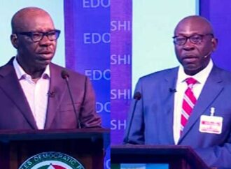 Obaseki: I will not allow Lions, Tigers collect taxes in Edo as Ize-Iyamu laments debt profile