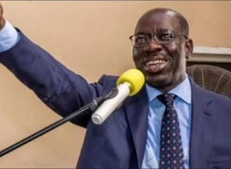 Edo election UPDATE: Obaseki leading Ize-Iyamu with over 50,000 votes