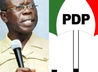 Don't provoke us to expose your Certificate scandal, PDP warns Oshiomhole