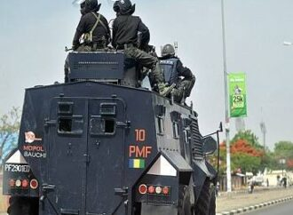 Edo election: Soldiers, police clash averted at CBN complex during distribution of voting materials
