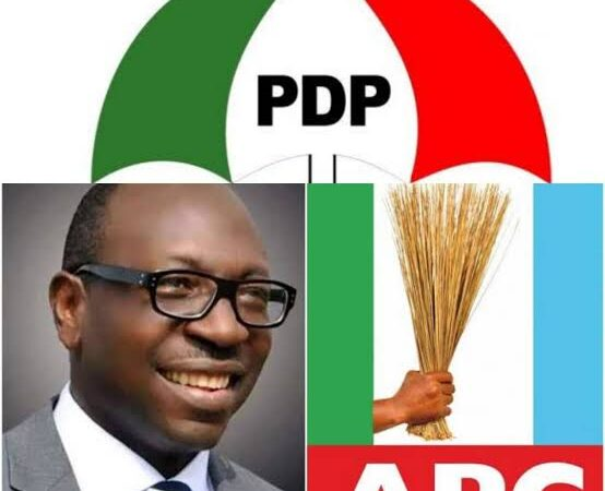 Ize-Iyamu emerges first Edo governorship Candidate to lose elections in PDP, APC