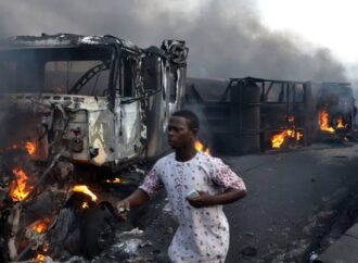 UPDATED: Scores killed in Kogi fuel tanker explosion