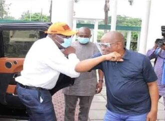 Edo election: It is difficult to fight godfathers — Wike tells Obaseki