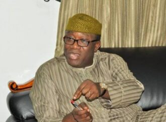 APC suspends gov Fayemi, amidst accusation of funding PDP