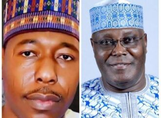 Atiku condemns killings in Borno, seeks end to terror as Zulum reacts