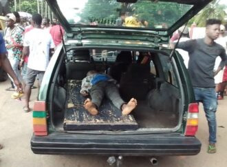 Truck crushes commuters to death in Edo