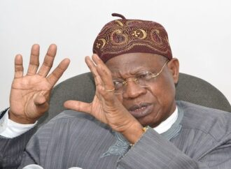 #End SARS: We will be firm to avoid anarchy — Lai Mohammed  condemns attack on gov Oyetola