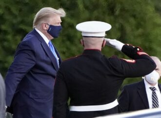 'Why Trump was flown to hospital after Covid-19 positive test'
