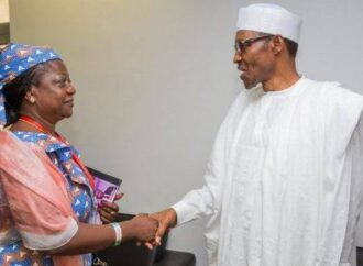 Buhari nominates Onochie, three others as INEC Commissioners
