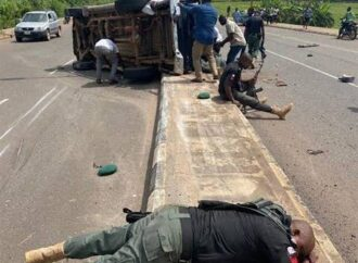 Ondo: Four policemen feared dead while returning to base