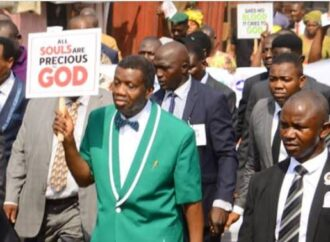 Adeboye declares support for #EndSARS protest