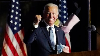 US polls: I will be president to all Americans – Joe Biden