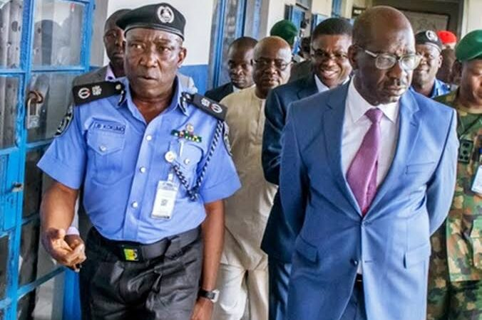 EndSARS: Don't let me down — Obaseki asks police to go after criminals