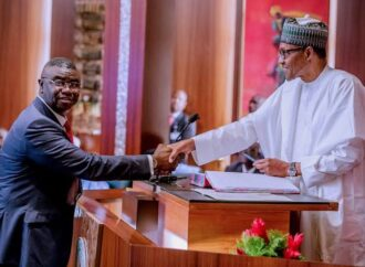 Buhari Stakeholders parley collapses as minister, Obaseki feud deepens