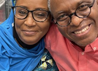 Stress has made my husband's hair grey, El-Rufa'i wife weeps