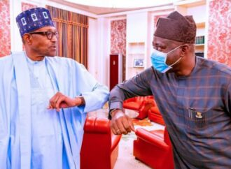 Youths employment will reduce tension — Makinde briefs Buhari on insecurity