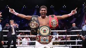 Anthony Joshua hints on retirement date ahead of Tyson Fury fight