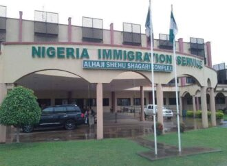Immigration lunches investigation into fire outbreak at its headquarters
