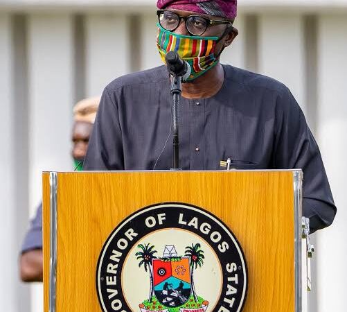 COVID-19: Sanwo-Olu excludes essential workers from 'work at home order'