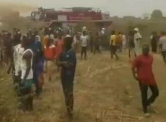 Casualties reported as military aircraft crashes in Abuja