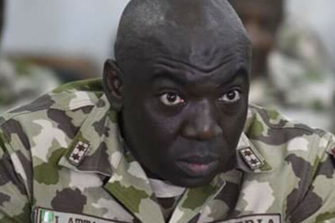 Army Chief gives troops 48hrs to reclaim 'Boko Haram enclave' in Borno